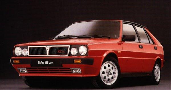 Lancia Delta 4WD