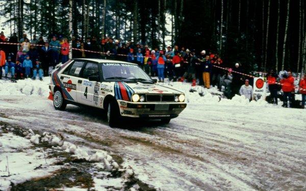 HF 4WD Gr A - Στα χιόνια!