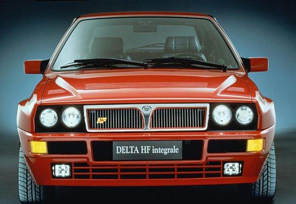 Lancia Delta Integrale Evoluzione
