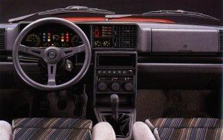 Lancia Delta Integrale 16v - Ταμπλό