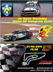 poster 2nd trackday